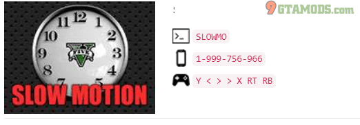 SLOWMO - Free Game Hacks