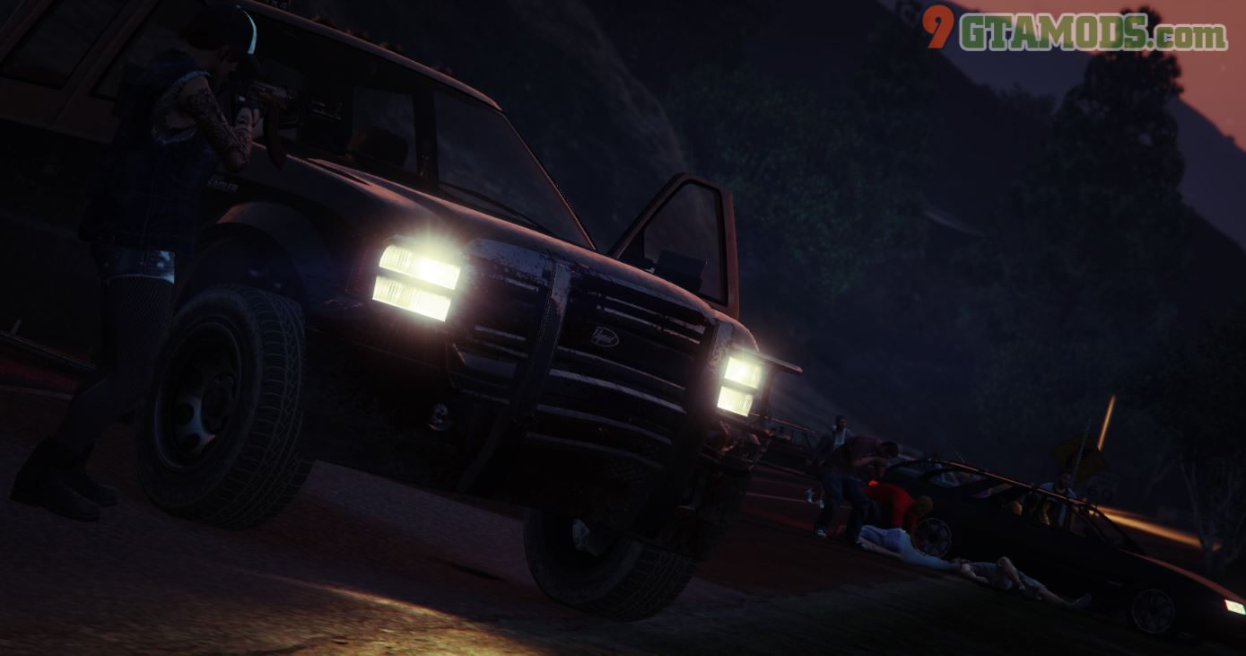 simple zombies net for gta 5 2 - Free Game Cheats