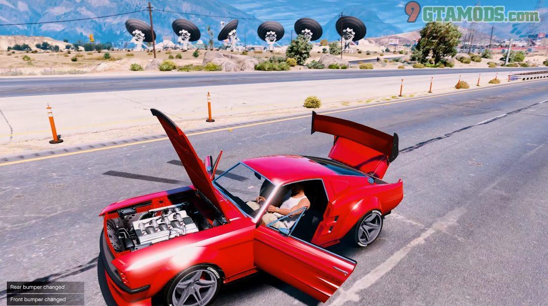 6STR Vapid Drift Ellie Custom V1.1 - 4