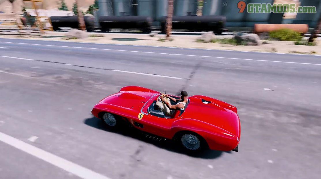 1957 Ferrari 250 TR V1.1 - 6