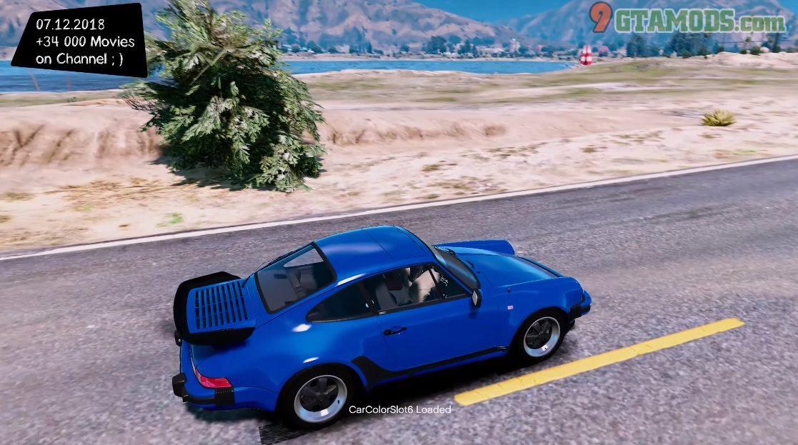 1982 Porsche 911 Turbo (930) V1.1 - 4