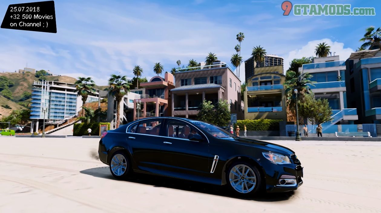 2014 Chevrolet SS V1.0 - 1