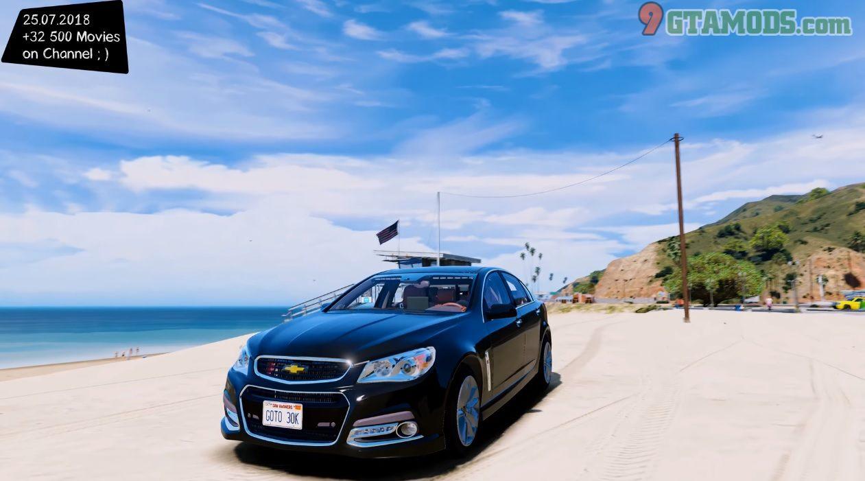 2014 Chevrolet SS V1.0 - 2