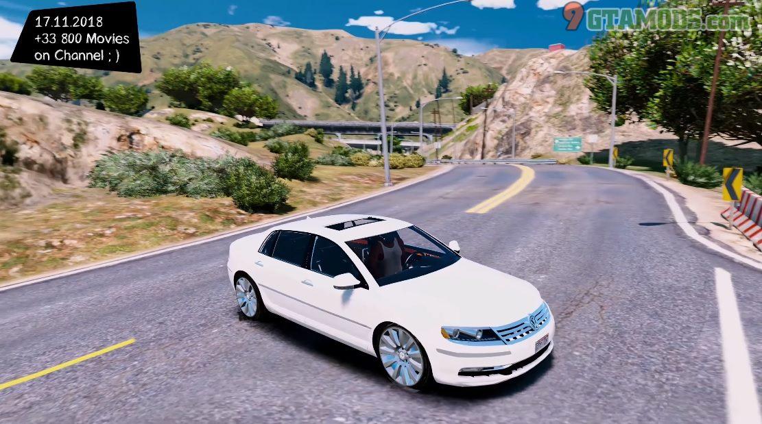 2014 Volkswagen Phaeton W12 V1.0 - 1