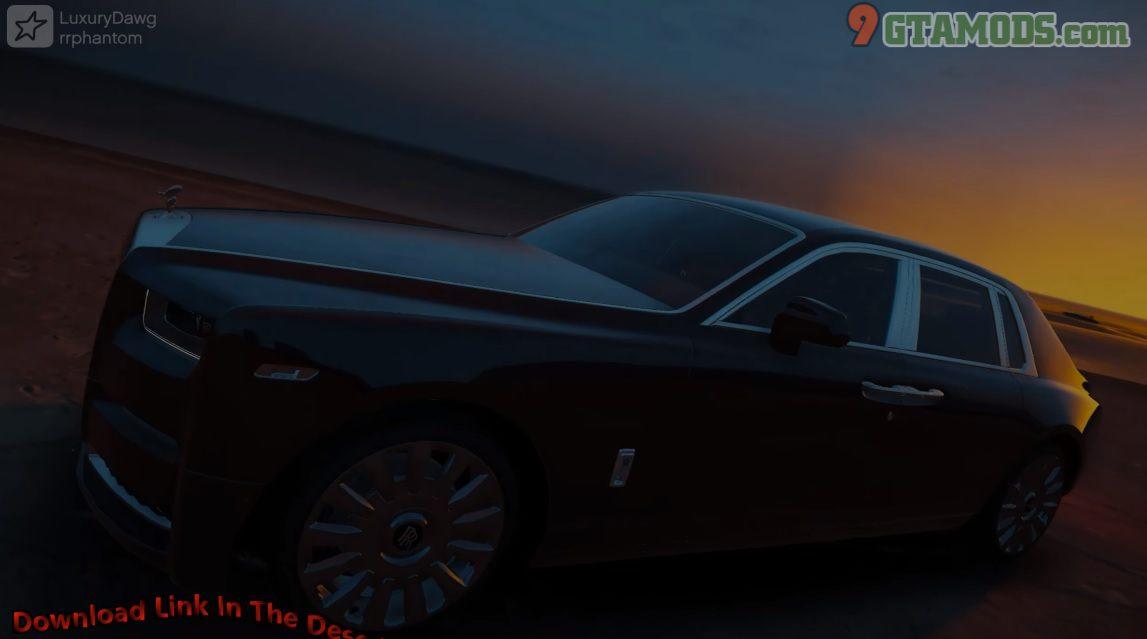 2014 rolls Royce Phantom V1.1 - 1