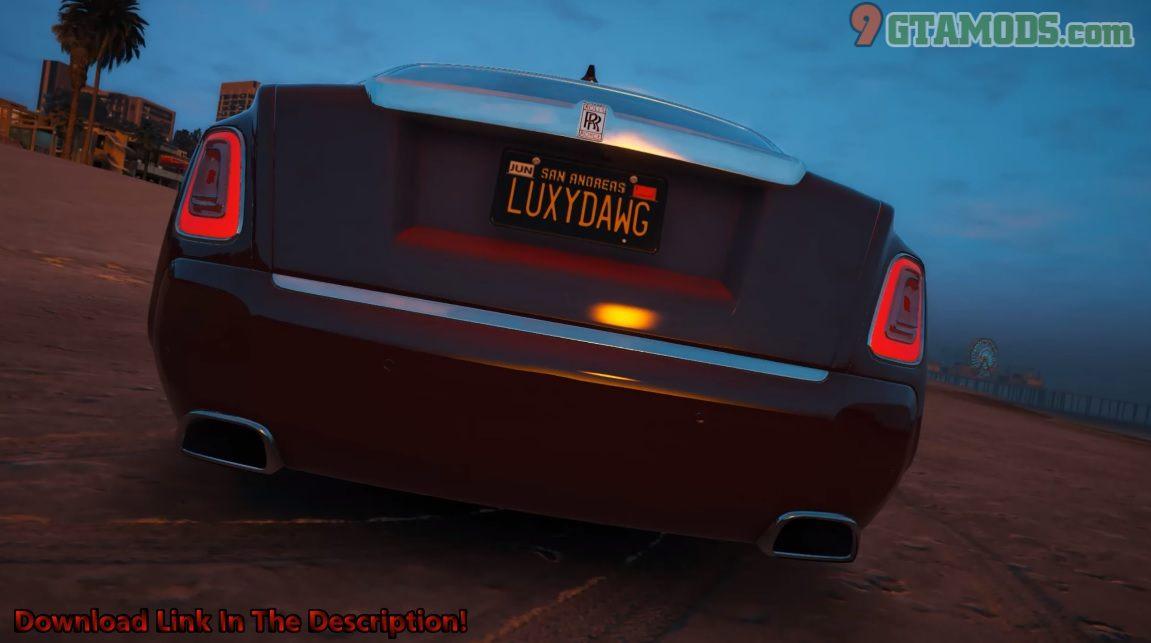 2014 rolls Royce Phantom V1.1 - 3