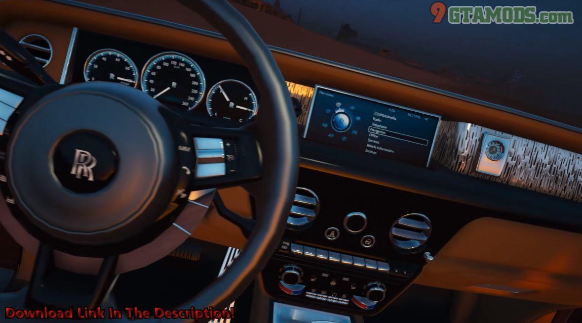 2014 rolls Royce Phantom V1.1 - 5