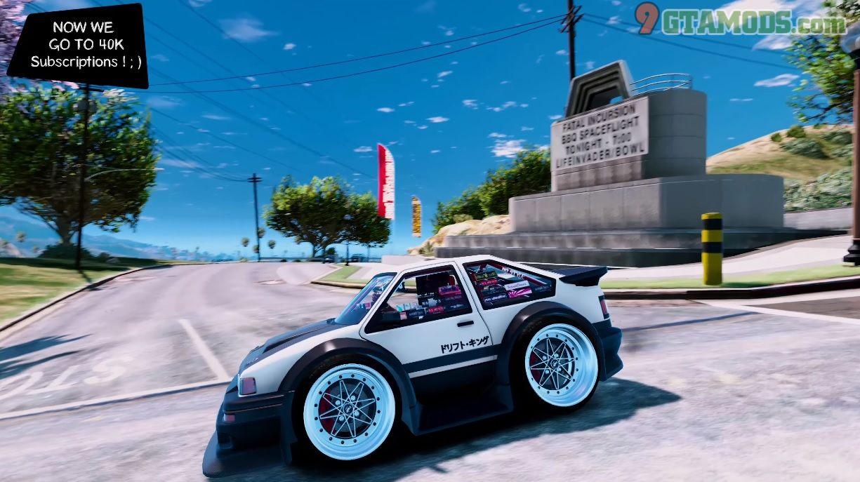 Apex GT85 - 3