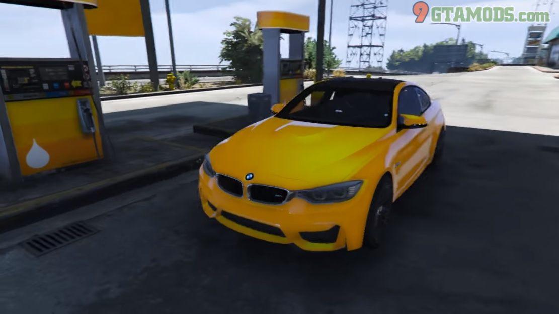 BMW M4 Handling V1.0 - 1