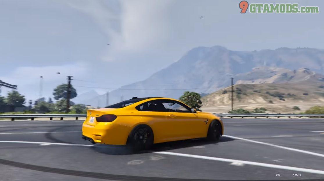 BMW M4 Handling V1.0 - 6