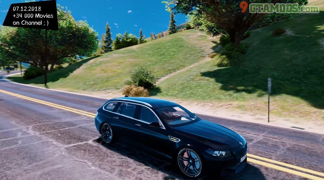 BMW M5 Touring V1.0 - 2