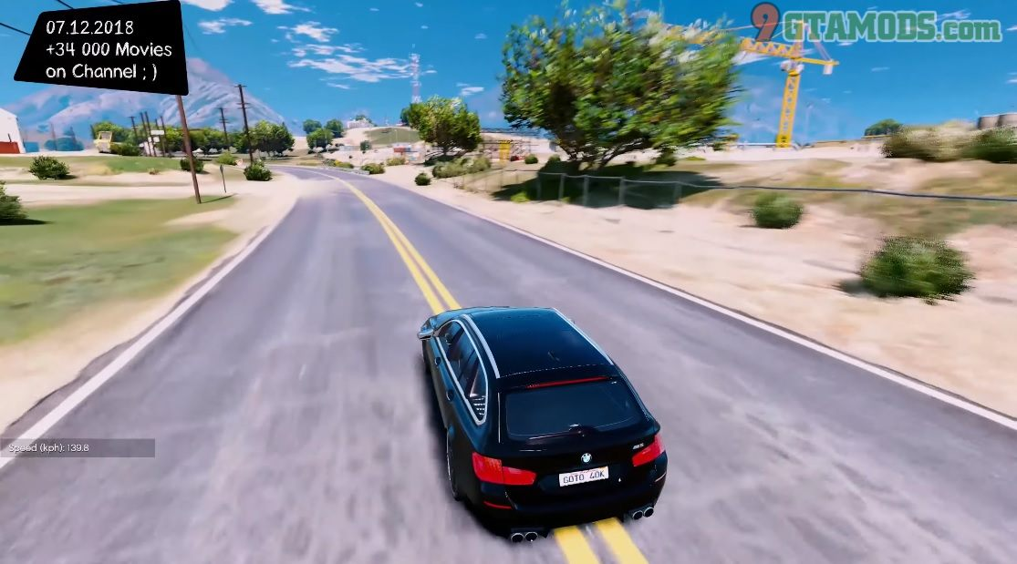BMW M5 Touring V1.0 - 5