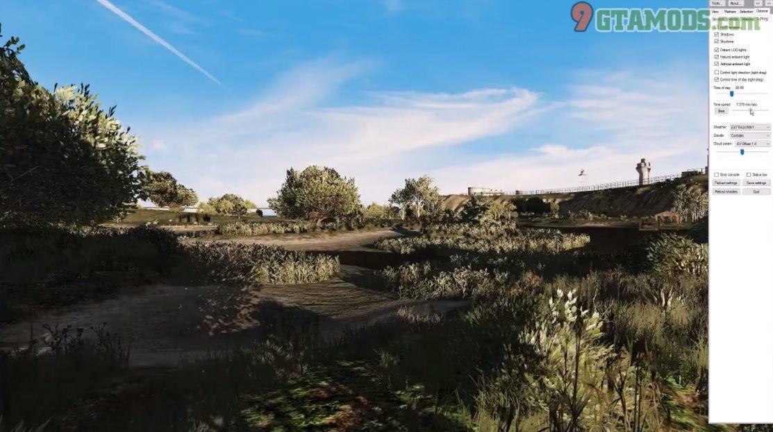 CodeWalker GTA V 3D Map, Editor V.29 - 1