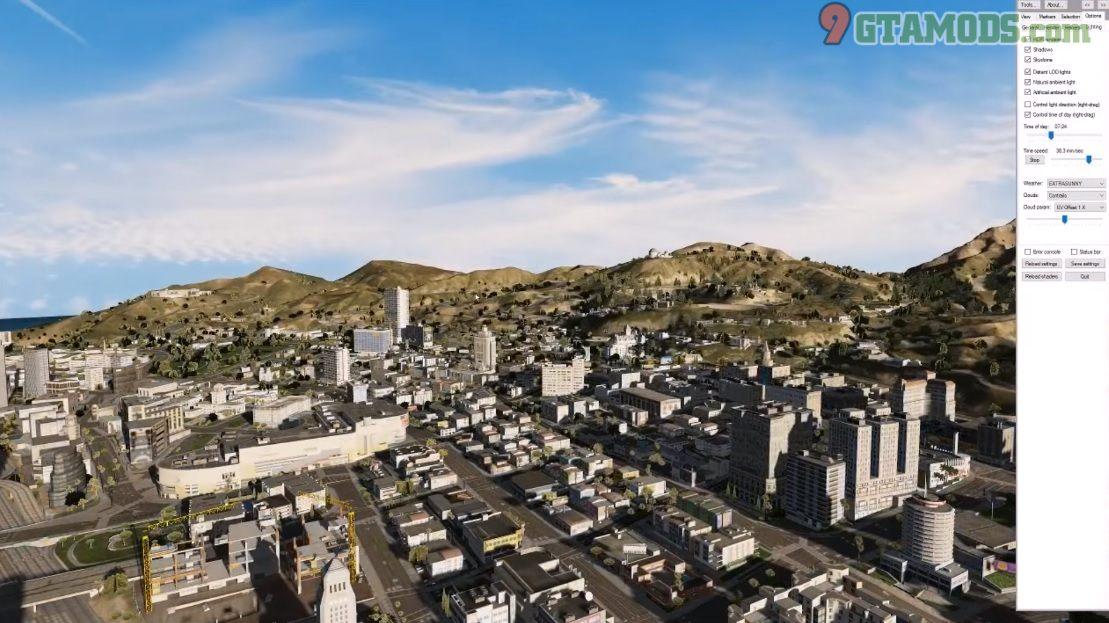CodeWalker GTA V 3D Map, Editor V.29 - 3