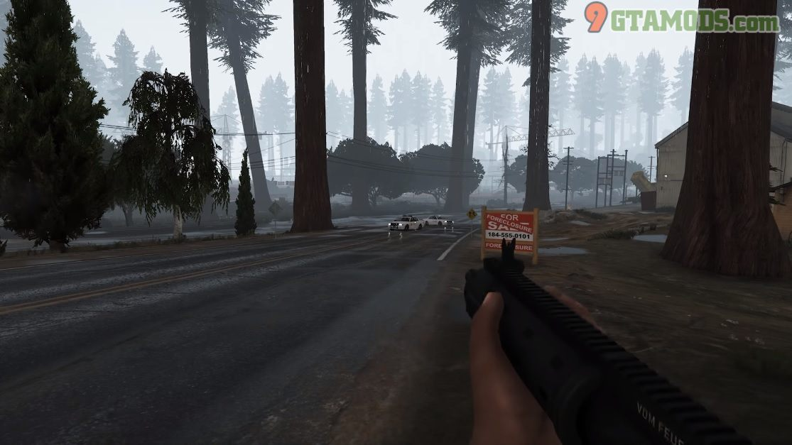 Forests of San Andreas V1.8 - 4