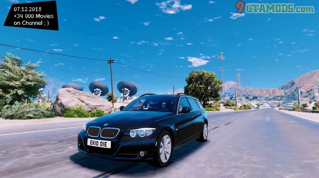 Generic BMW e91 V1.0 - 1