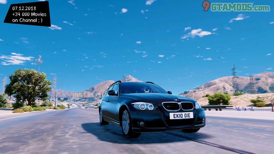 Generic BMW e91 V1.0 - 2