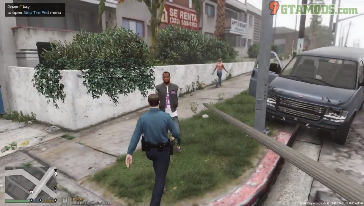 Korean Police Siren V1.0 - 5