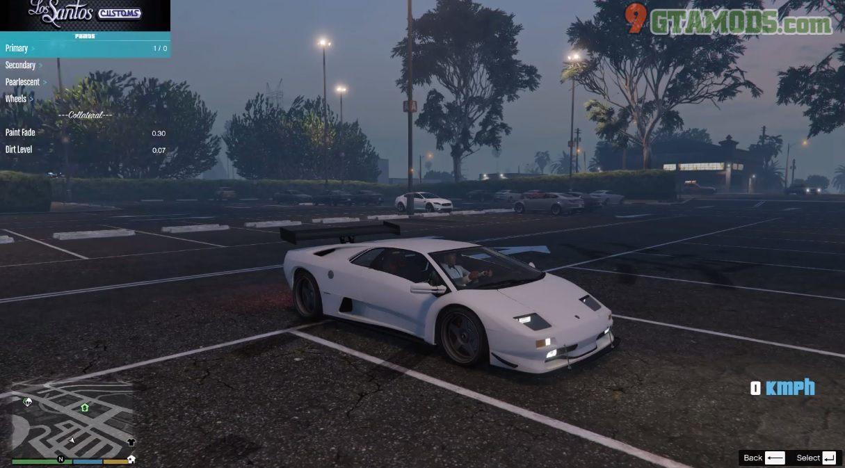 Lamborghini Diablo GTR V2.0 - 4