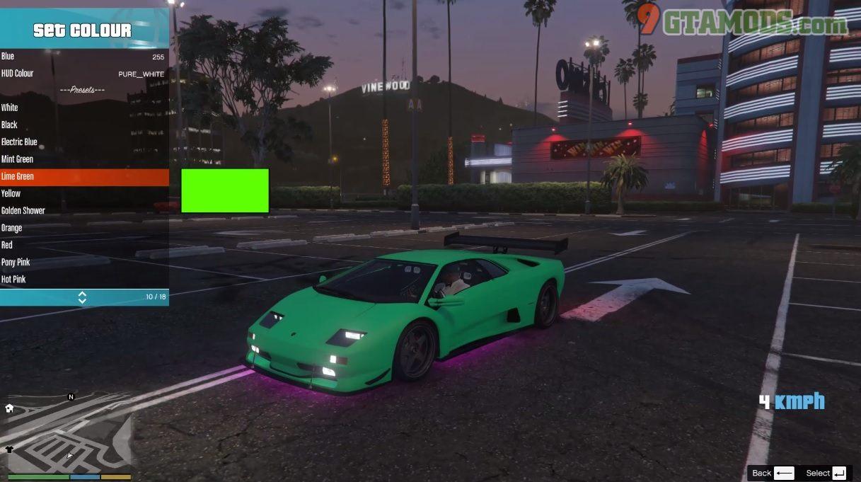 Lamborghini Diablo GTR V2.0 - 5
