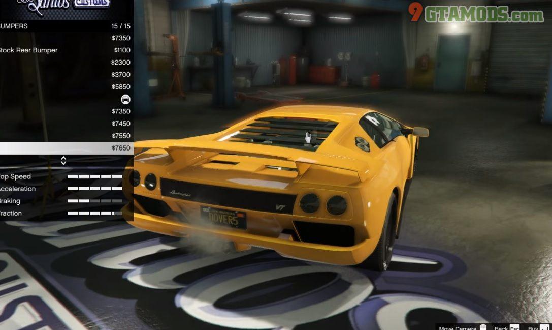 Lamborghini Diablo GTR V2.0 - 6