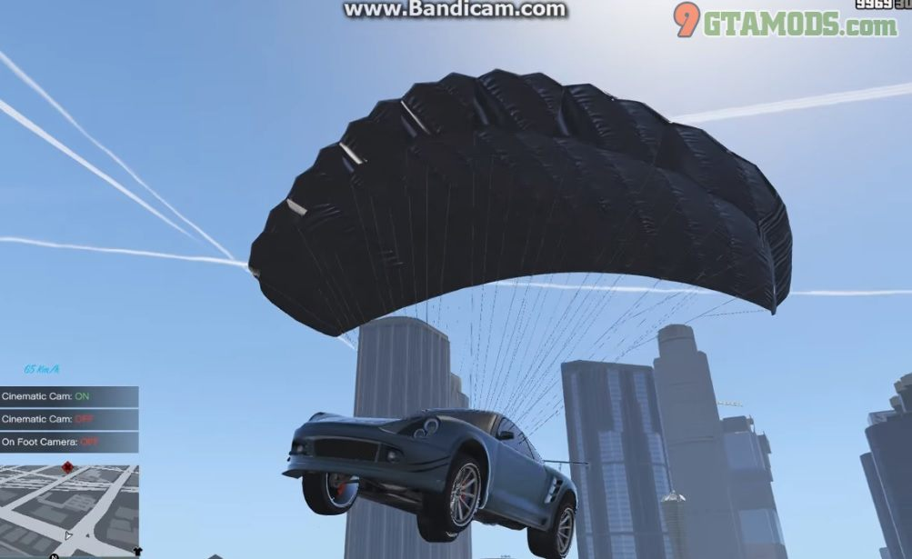 Parachute for All Civilian Vehicles [Update 2] - 4