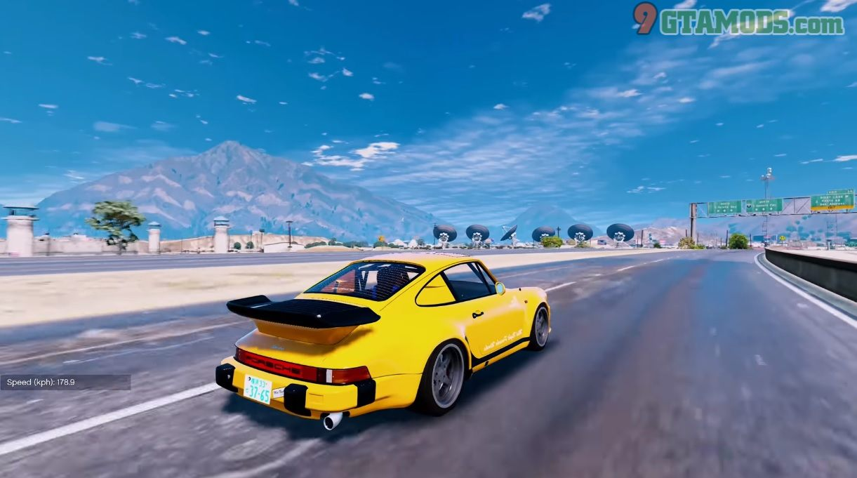 Porsche 930 Midnight Club V1.0 - 6