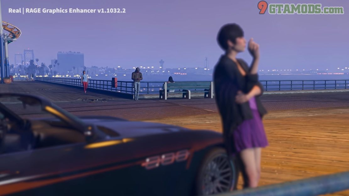 Real, RAGE V - The GTA V Enhancer 2.1737.3 - 1