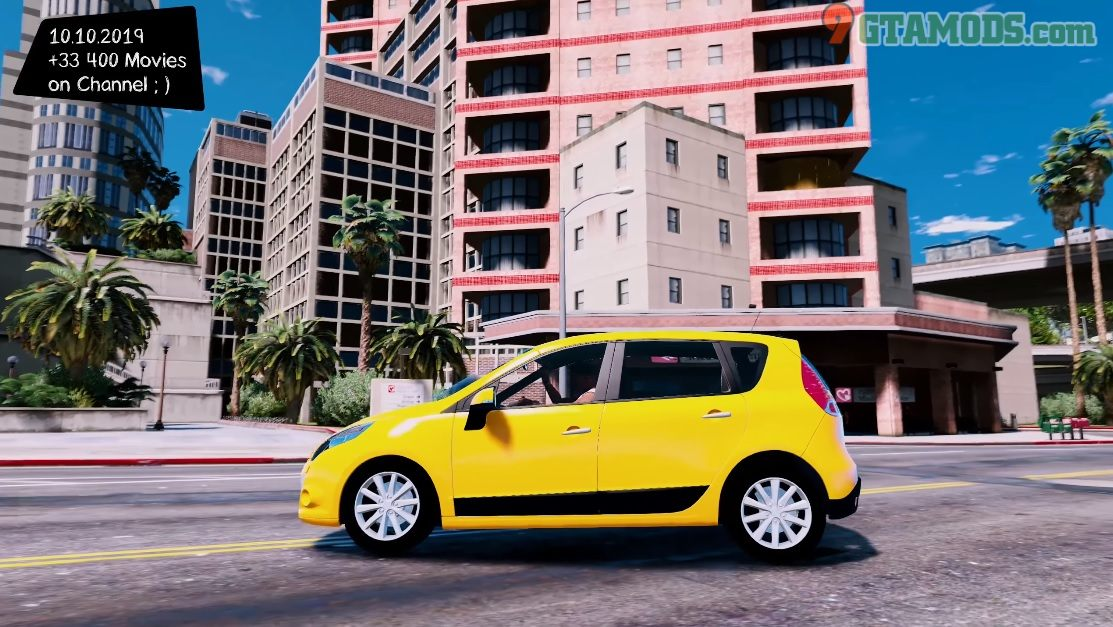 Renault Scenic 2010 V1.0 - 1