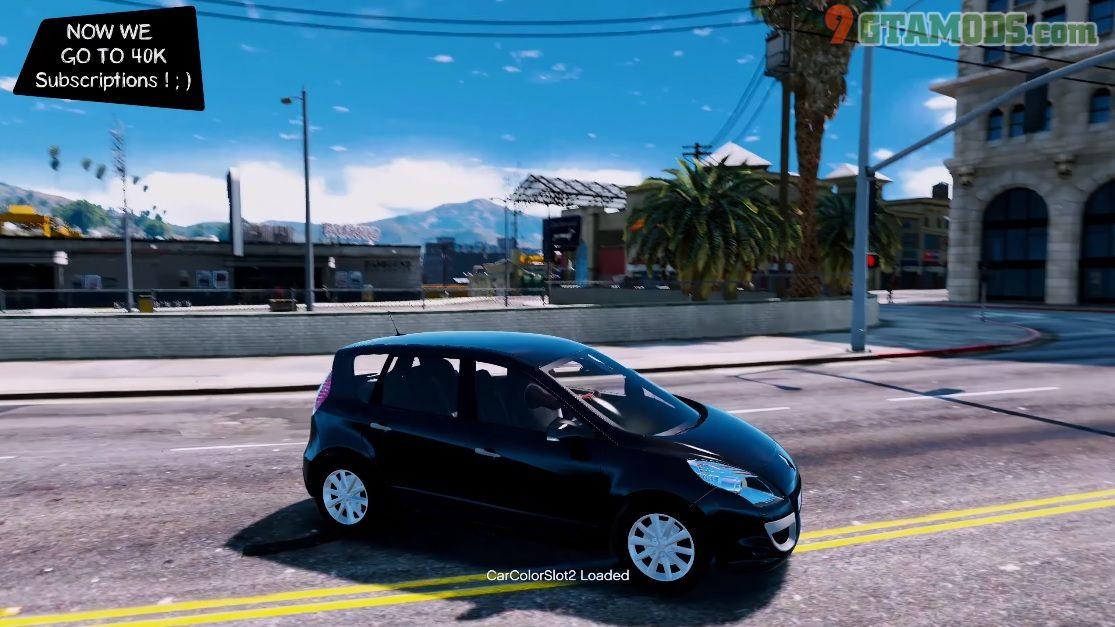 Renault Scenic 2010 V1.0 - 3
