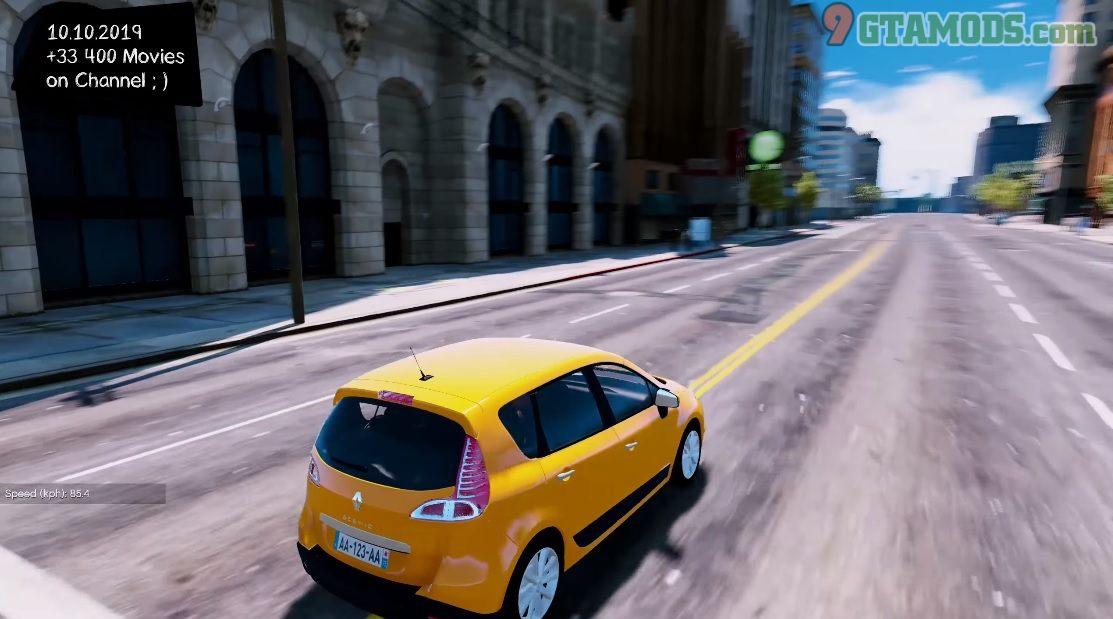 Renault Scenic 2010 V1.0 - 5
