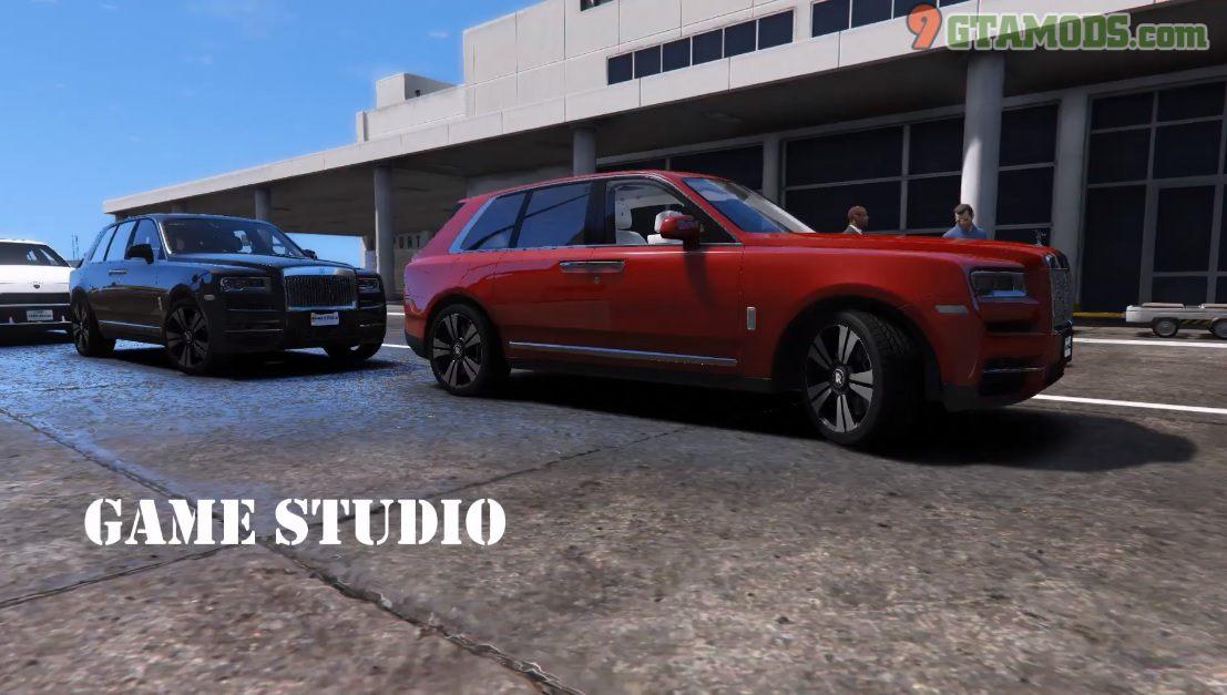 Rolls-Royce Cullinan 2019 V1.0 - 5