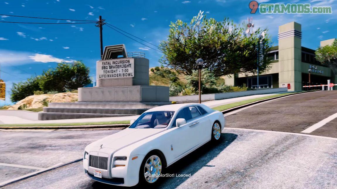 Rolls Royce Ghost 2013 - 2