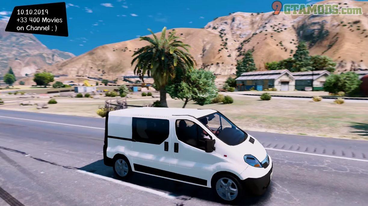 Vauxhall Vivaro 2012 V1.0 - 1