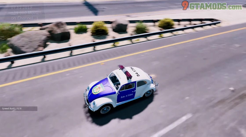 Volkswagen Fusca PMERJ V1.0 - 7
