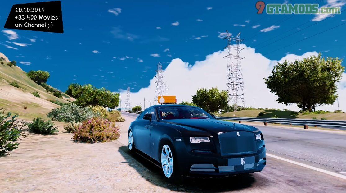 2018 Rolls Royce Wraith V1.5 - 1