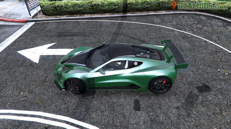 2018 Zenvo TS1 GT V1.5 - 1