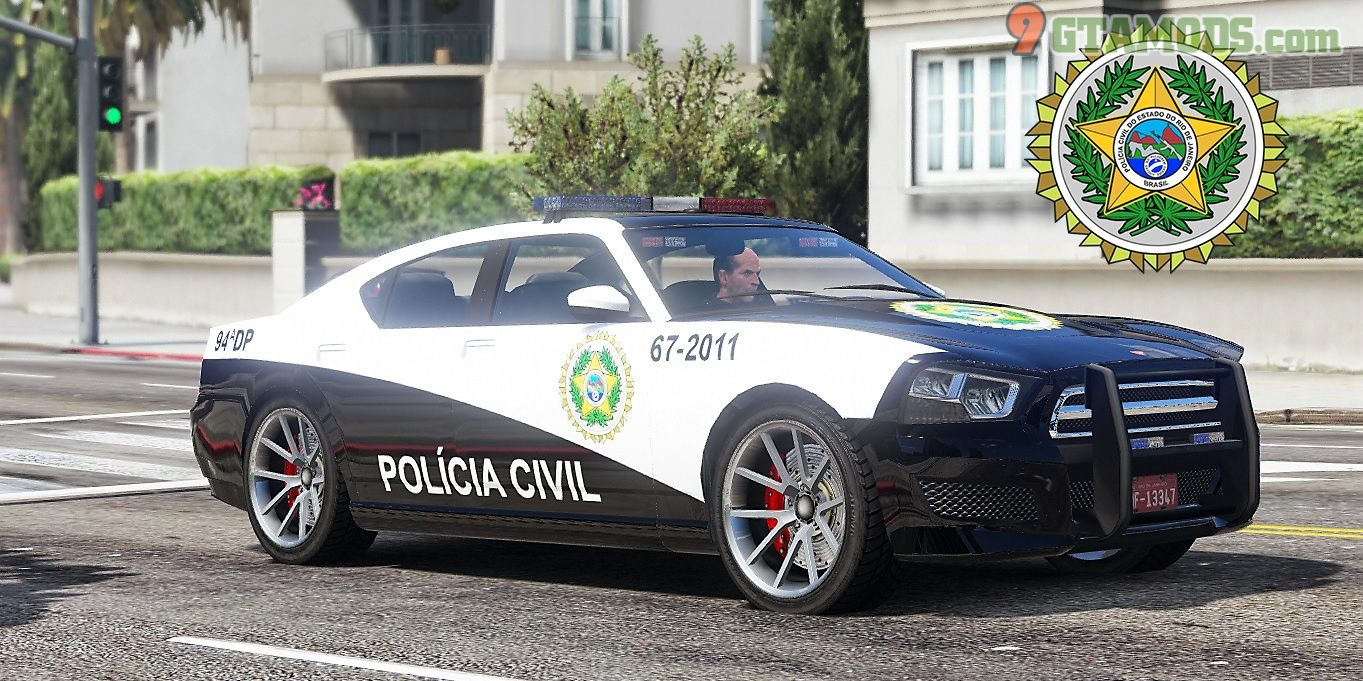 Brazilian Police Forces [Lore Friendly Pack] V3.0 - 3