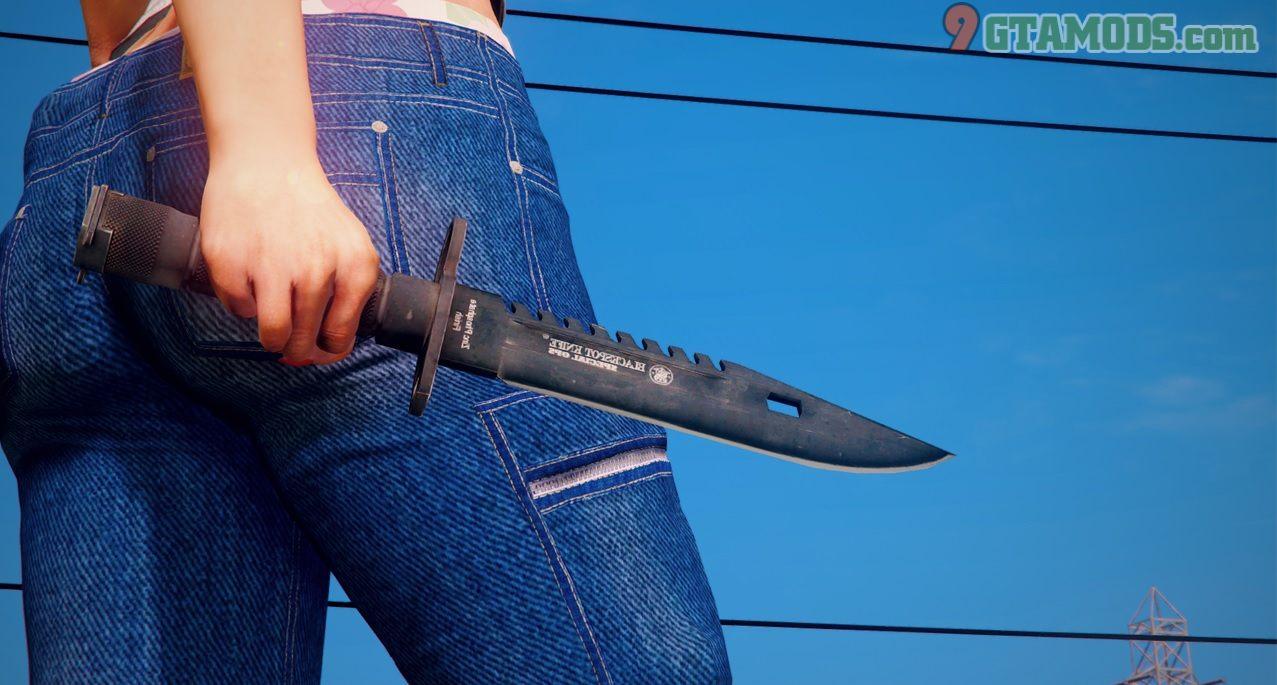 Combat Knife V1.0 - 1