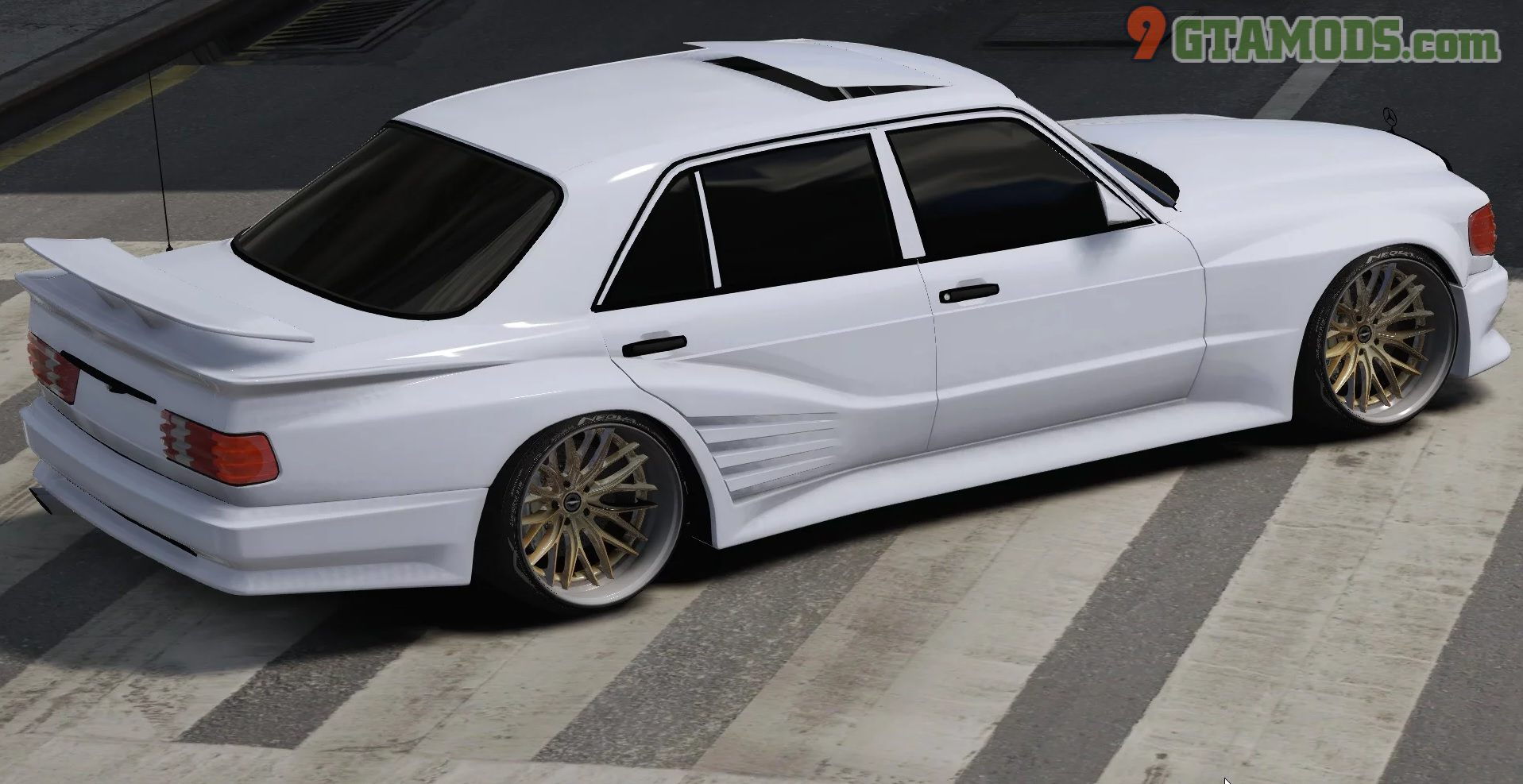 Custom Rare Luxury and Sport Wheels V1.1 - 3