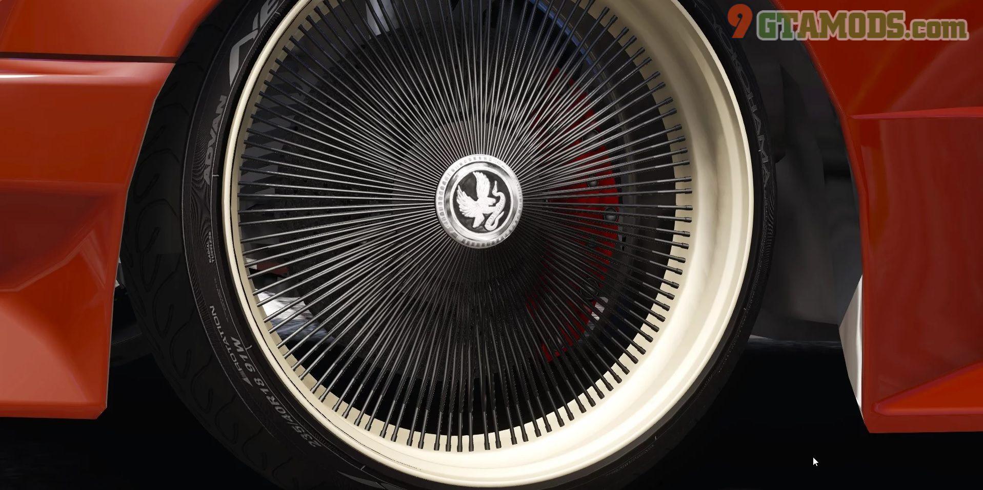 Custom Rare Luxury and Sport Wheels V1.1 - 8
