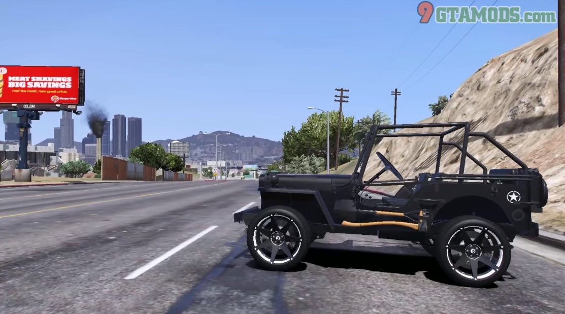 Jeep Willys MB V1.2- 1