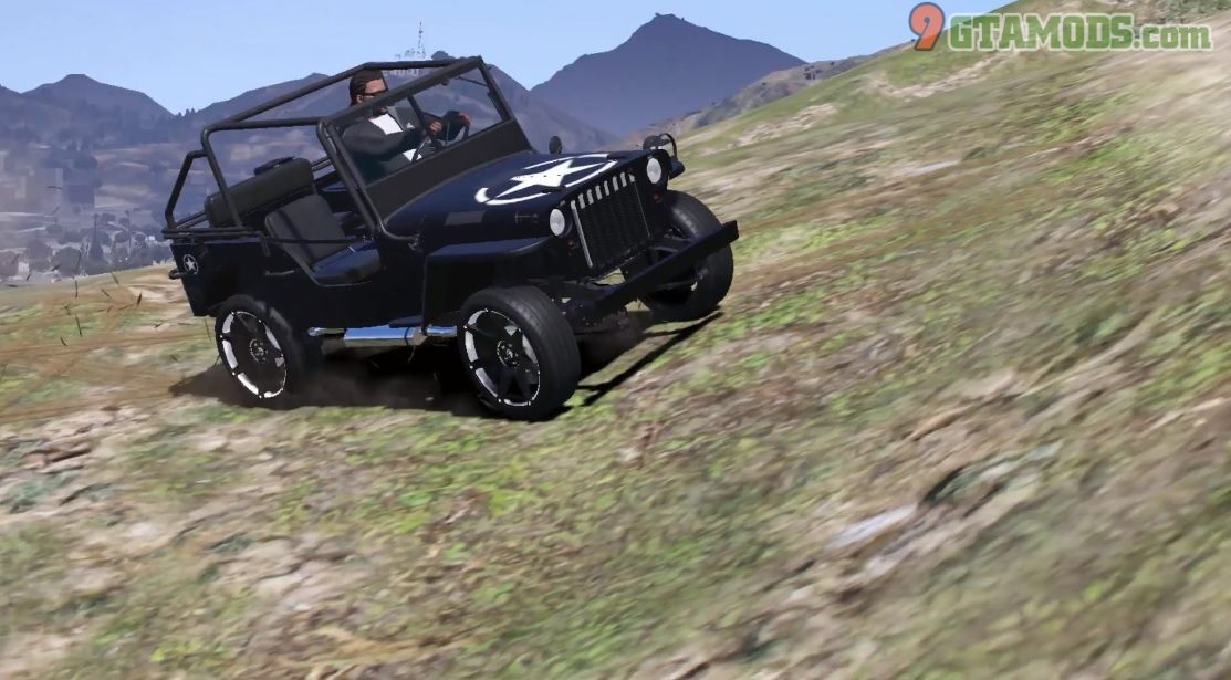 Jeep Willys MB V1.2- 35