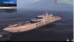 GTA Online's New Yacht Modded