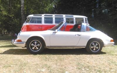 VW-Porsche-Classic 10 et 11 septembre 2016 à Sion