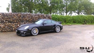 Porsche 997 Turbo S Techart