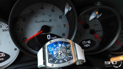 Turbo S / Richard Mille