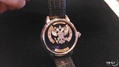 Thomas Prescher montre