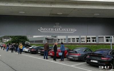 Visite Jeager-LeCoultre avec le Club Porsche des 3 Lacs