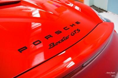 Shooting Porsche 981 Boxster GTS-19